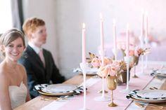 Galleries: Wedding Ideas: Graphic & Glitz - Confetti Pop
