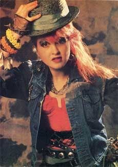Cyndi Lauper 80s | Cyndi Lauper: A Tribute to 80s Fashion