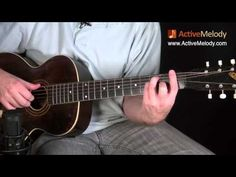 EP007: How To Play Amazing Grace on the Guitar - Lesson From ActiveMelody