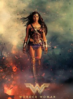 Wonder Woman (2017)  Costumes
