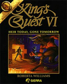 Better than King's Quest V, and one of the most important adventure games ever made. The backgrounds are even more gorgeous, and the voice acting is top-notch.