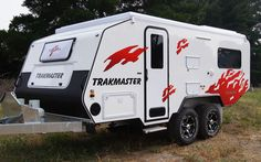 Trakmaster Pilbara, Off-Road Caravan