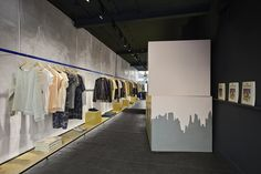 London Shoreditch pop-up store - London, United Kingdom - 2014 - Universal Design Studio