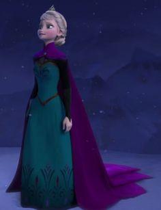 Elsa's Coronation Gown (Frozen - 2013)