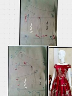 modelagem, MODA patrones, costura, moldesprontos, fashions - Her Crochet Sewing Hacks, Sewing Tutorials, Sewing Projects, Sewing Tips, Pattern Cutting, Pattern Making, Diy Clothing, Sewing Clothes, Dress Sewing Patterns