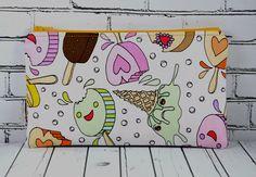 Kawaii Ice Cream Pencil Case
