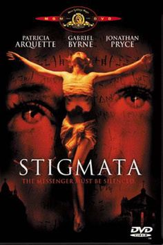 Stigmata (1999) ~ I loved this movie when it came out, has to be one of my favorites from the 90s!