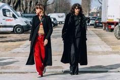 Edie Campbell/ Mica Arganaraz/ PARIS @tommyton.com