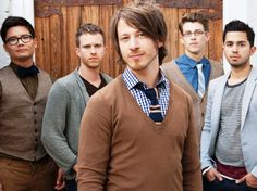 Tenth Avenue North | Jeff Owen, Brendon Shirley, Mike Donehey, Jason Jamison and Ruben Juarez