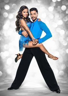 Georgia May Foote, Giovanni Pernice #Strictly #StrictlyComeDancing #SCD2015 #GeorgiaMayFoote #Corrie #GiovanniPernice