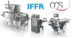 OCS, primicia mundial en IFFA en control por visión: A su gama de controladoras de peso y escáneres de rayos X, la compañía OCS Checkweighers suma una nueva combinación de sistema de inspección de rayos X y control óptico de productos que presenta a nivel mundial en IFFA 2016 (Pabellón 11.0, Stand B51), un equipo multifuncional compacto que destaca por su eficiencia y ahorro de espacio