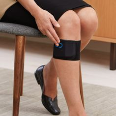Every aspect of this product was designed for wearability and comfort. Quell is as discreet as it is powerful.