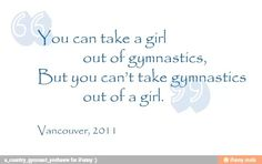 ONCE A GYMNAST ALWAYS A GYMNAST❤️❤️❤️ Gymnastics Quotes, Gymnastics Gym, Sport, Motivation, Fitness, Gymnastics, Deporte, Sports, Sport Quotes