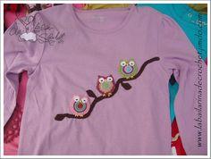 T-Shirt Baby Owl