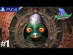 Oddworld: Abe's Oddysee - New 'n' Tasty! - Walkthrough PS4 1080p Part 1 ...