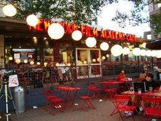 New York Film Academy Cafe  #Café  #coffee #cafe #coffeeshop