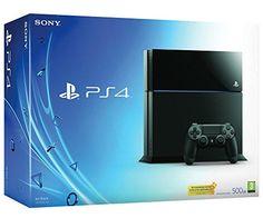 PlayStation 4 - Consola 500 GB Sony http://www.amazon.es/dp/B00BIYAO3K/ref=cm_sw_r_pi_dp_E0mqwb0JK088W