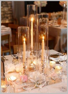 Wedding Centerpieces - DIY Wedding Centerpieces - The Personal Touch For Your Wedding Decoration ** You can find out more details at the link of the image. #WeddingCenterpieces #weddingcandlestick