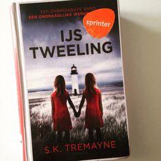 #boekperweek 46/53. IJstweeling van SK Tremayne.