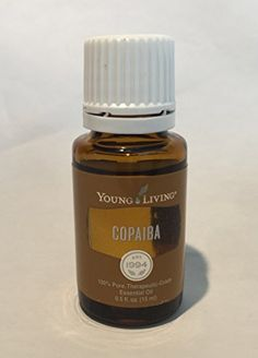 Young Living Copaiba Essential Oil 15 ml...