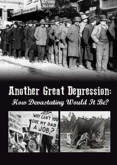 a second depression predicted from history The second world war related links  the war effort produced immense change by renewing the great migration, which had stalled during the great depression between 1940 and 1960, more than 45 million african americans emigrated from the south to the urban north and the west  instead, white predicted, as the united states demobilized.