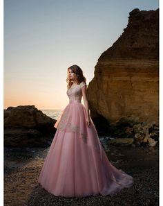 db4b9924ef6d Dlhé spoločenské šaty AGATA. Plesové Šaty. Dlhé spoločenské šaty AGATA s  jemnou tylovou sukňou