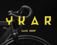 YKAR - Free Font