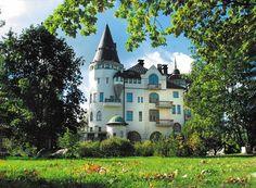 Imatran valtionhotelli  A Castle Hotel Imatra by Usko Nyström 1903