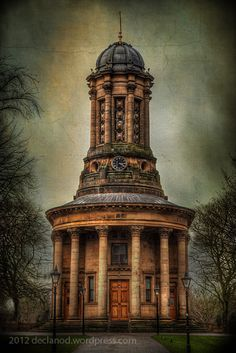 United Reformed Church – Saltaire, Bradford, Yorkshire