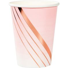 Hot pick Rose All Day 12oz. Paper Cups (8). Unique range of Couple Cups & Glasses for Bridal Shower at PartyBell. Bachelorette Party Supplies, Paper Manufacturers, Paper Cups, House Party, Bridal Shower, Range, Couple, Glasses, Hot