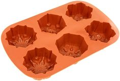 Paderno Non-Stick Silicone Mold, Cake, Snowflake * See this awesome image @ : bakeware