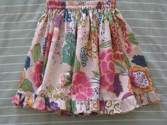 Cup Day Skirt Photo 02 by thornberry, via Flickr