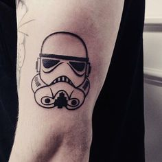 stormtrooper star wars tattoo-22