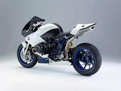 BMW HP2 Rennmotorrad mit Straßenzulassung