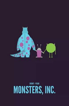 Pixar / Monsters Inc./ Disney / Wallpaper / iPhone / android / galaxy / Samsung