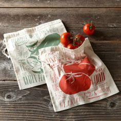 25 Rad Housewarming Gifts To Buy or DIY.... great collection from anthropologie and Terrain (I LOVE veggie produce bags- easy to create with cute tea towels)