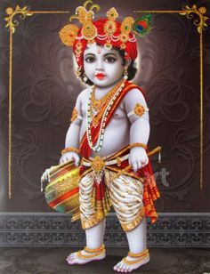 Lord Krishna / Shree Krishna / Baby Krishna / Bal Krishna…