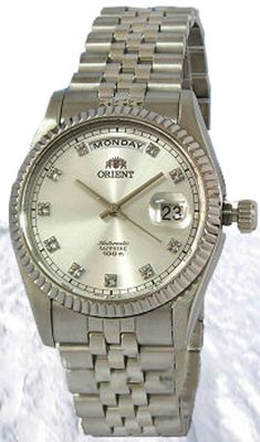 Buy Orient CEV0J003W Watches for everyday discount prices on Bodying.com