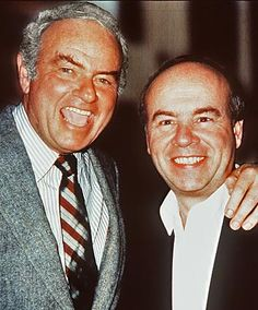 Harvey Korman and Tim Conway