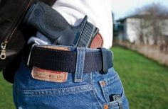 Tips for concealed carry! There are three basic modes of firearms concealment that should accommodate any conceivable situation for those who carry lawfully concealed firearms. Concealed Carry Laws, Concealed Handgun, Conceal Carry, Off The Grid News, Shooting Range, Shooting Sports, Gun Control, Emergency Preparedness, Federal
