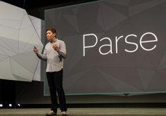 Ilya Sukhar, CEO de Parse (Crédito: Bloomberg)