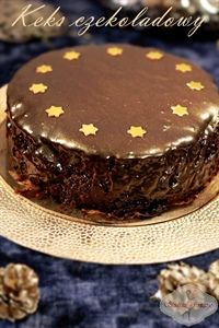 Keks czekoladowy Cupcake Cakes, Cupcakes, Chocolate Cake, Tiramisu, Pudding, Sweet, Ethnic Recipes, Christmas Cakes, Food