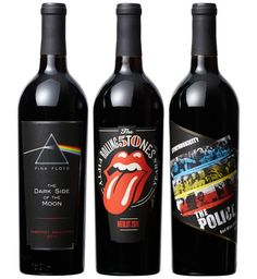 Wines that Rock Collector's Edition Mixed Pack, 3 x 750 mL at Amazon's Wine…