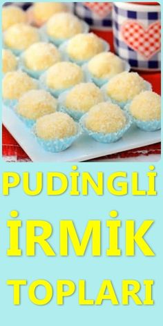 Pudingli İrmik Topları We all go into the sweet crisis sometimes, right? We will love these snack semolina balls. Food Without Fire, Fast Food Items, Food Quotes, Turkish Recipes, Snacks, Sandwiches, Dessert Recipes, Desserts, Food Inspiration