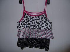 Wave Zone brand girls bikini top size 10-12 ( NWT's #WaveZone #BikiniTop