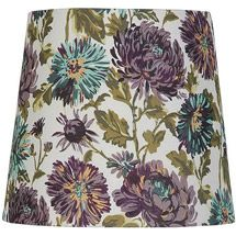 Walmart: Better Homes and Gardens Lamp Shade, Floral Mum - Bedroom - X