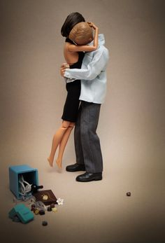 barbie and ken - the moment that nearly every little girl dreams of  - the proposal!