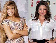 Danielle Fishel  Disney Channel Stars Then And Now • BoredBug