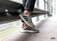 Adidas // adidas Swift Run (Sesame / Core Black / Ftwr White)