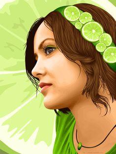 Vexel Art Illustrations (8)